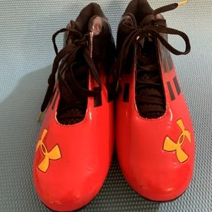 New Under Armour Size 14 Men's Football Cleat - AR